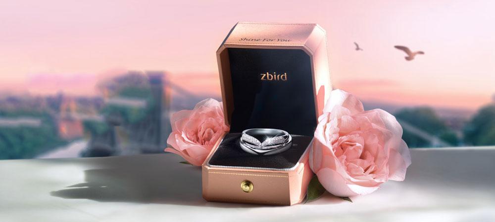 обручальные кольца zbird